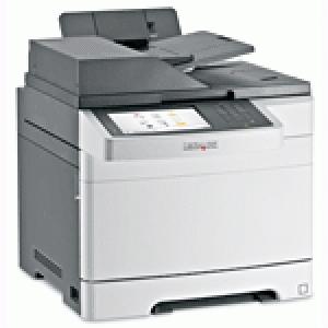 Imprimante laser couleur Lexmark X548de - Multifonctions Ethernet