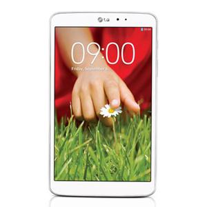 Tablette LG G Pad 8.3 16 Go (Avec ODR de 70€) - Blanche