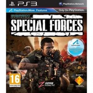 Socom Special Forces sur PS3 (Compatible PS Move)