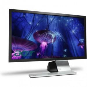 """Ecran PC LED 24"""" ACER S243HLCbmii Full HD"""