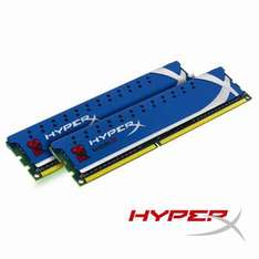 RAM Kingston 8Go DDR3 HyperX CL9 1600MHz