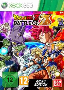 Dragon Ball Z: Battle Of Z - Goku Collector's Edition sur Xbox 360