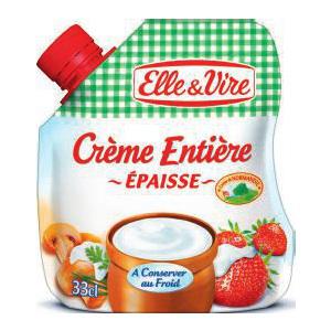 Crème épaisse Elle & Vire