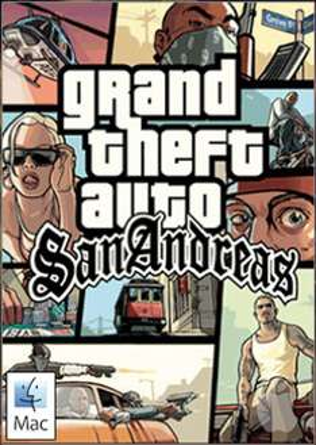 Pack GTA 3 + Vice City + San Adreas (Dématérialisé - Mac OS X)