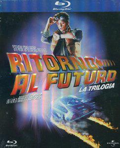 Coffret Blu-ray Trilogie Retour vers le futur (+8h de bonus)
