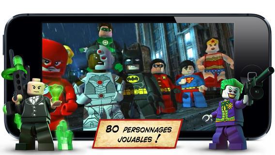 Lego Batman, Harry Potter, Seigneur des anneaux pour iPad et iPhone - L'unité