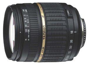 Objectif Tamron AF 18-200mm F/3,5-6,3 XR Di II LD Asphérique IF Macro pour Canon