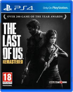 Pré-commande : The Last Of Us Remastered sur PS4