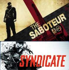 Bundle Syndicate / The Saboteur pour PC (Origin)