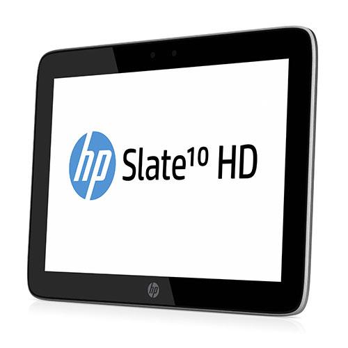 """Tablette 10"""" HP Slate 10 HD - 1280 x 800 HD IPS - 16 Go - version 3G"""