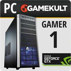 PC Gamekult Gamer 1 (Core i5 3470 - 8 Go - 1 To - SSD 120 Go - GeForce GTX 660° + Watch Dogs