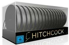 Coffret intégrale Alfred Hitchcock Collection