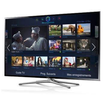"""Télévision 46"""" Samsung UE46F6320 + 2 paires de lunettes 3D"""