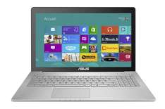 """PC Portable 15,6"""" Asus N550JK-CM137H - Full HD mat tactile : GTX 850M, Core i7 Haswell 4700HQ, 6 Go, 1 To"""