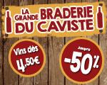 20€ de réduction dès 80€ d'achats / livraison gratuite dès 130€