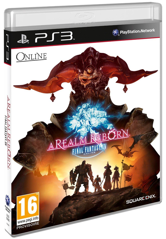 Final Fantasy XIV A Realm Reborn sur PS3 (Avec version PS4 gratuite)