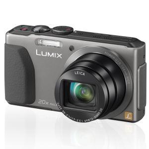 Appareil photo Panasonic TZ40 Titane - 18.1 MP -  Zoom 20x - WiFi