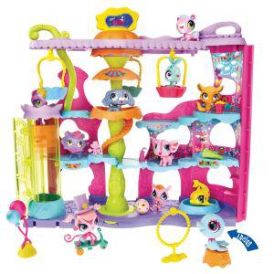 Hasbro Littlest Petshop - Le Cirque Des Petshop