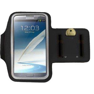 Etui brassard pour smartphone Samsung Galaxy Note 2 et 3