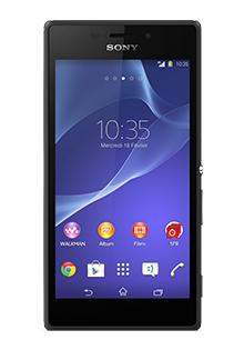 Smartphone Sony Xperia M2 (avec ODR 50€) - (pour toute souscription ou renouvellement)