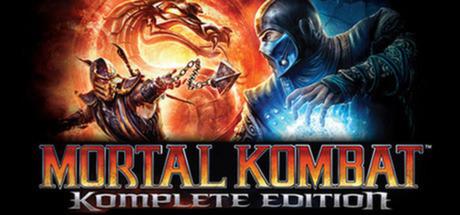 Mortal Kombat Komplete Edition sur PC