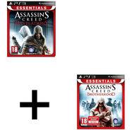 Deux jeux Ubisoft PS3 Essentials ou XBOX 360 Classics