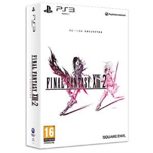 Final Fantasy XIII-2 Collector sur PS3 (Micromania)