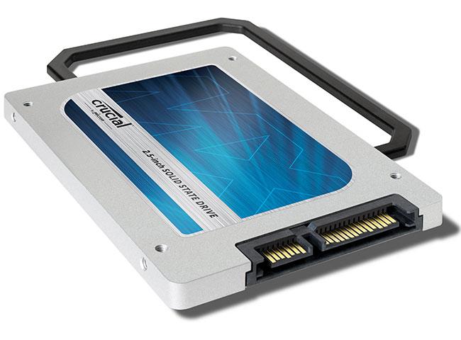 Disque SSD Crucial  MX100 - 512 Go - SATA III