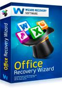 Logiciel Office Recovery Wizard (restaurateur de fichiers perdus) gratuit au lieu de 99$