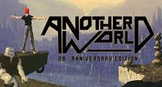 Another World: 20th Anniversary Edition PC (steam)