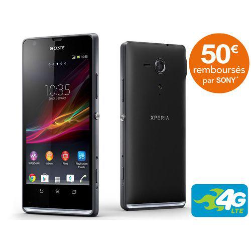 Smartphone Sony Xperia SP 4G (avec ODR 50€ )