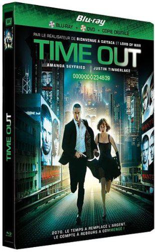 Combo Blu-Ray + DVD + Copie digitale Time Out - Edition limitée Steelbook