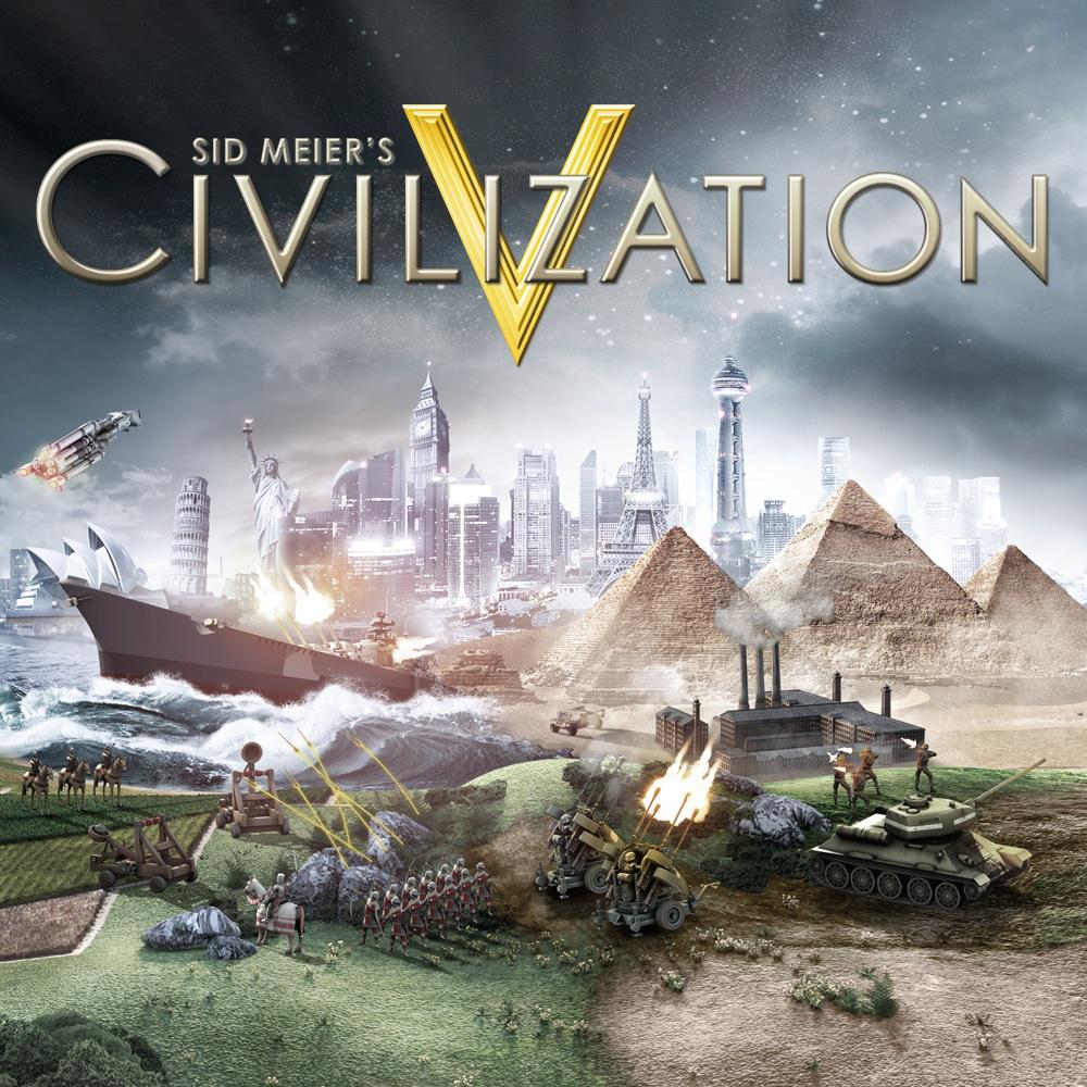 Jusqu'à -75% sur la franchise Civilization - Ex: Civilization V: Complete Edition sur PC (Dématérialisé)