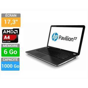 "PC portable 17.3"" HP Pavilion 17-E103SF"