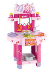 Kitchenette Barbie avec accessoires