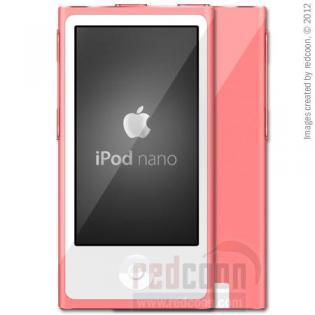 iPod nano 16 Go - 7ème génération - Bleu, rose ou violet