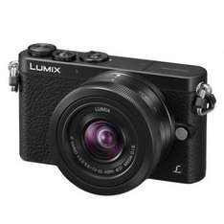 MAJ: Appareil photo Panasonic Lumix DMC-GM1 noir + obj. 12-32mm (avec ODR 100€)