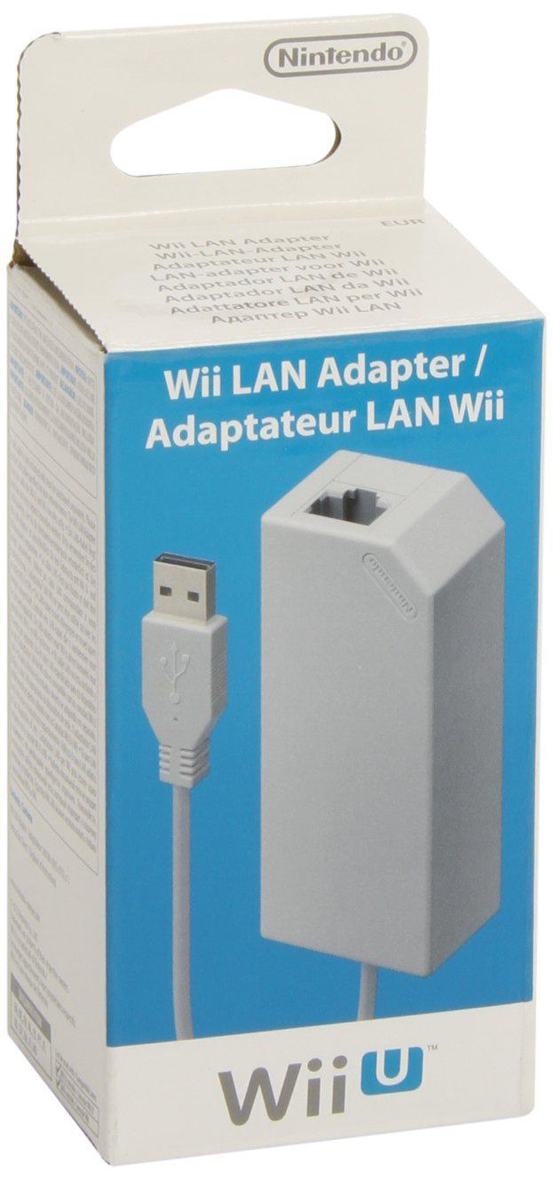 Adapteur LAN Nintendo pour Wii U