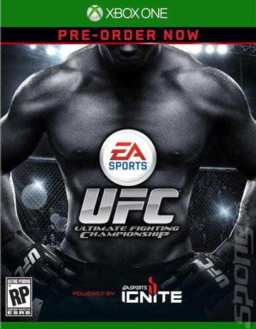 Jeu EA Sport UFC sur PS4 / Xbox One