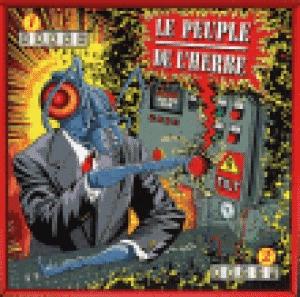 CD audio Le Peuple de L'Herbe Tilt