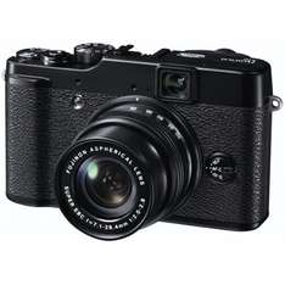 "Appareil photo Fujifilm FinePix X10 - 12 Mpix - Zoom Optique 4x - Ecran LCD 2,8"" Noir"