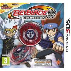 Beyblade : Evolution Toy Edition Collector sur 3DS