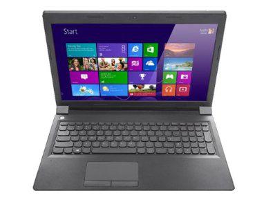 """PC portable Lenovo B5400 - MB823FR Ecran 15,6"""" Noir ( i5, 4 Go de RAM, Intel HD Graphics 4600)"""