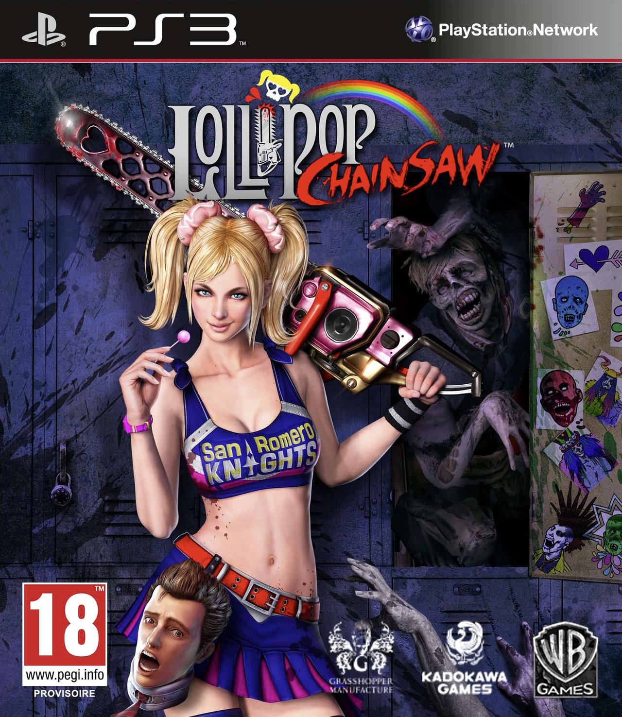 Sélection jeux-vidéo en promotion (voir description) - Ex : Lollipop Chainsaw, Dead island Riptide...  (dont édition Collector)