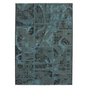 Tapis moderne 150 turquoise 120*170cm