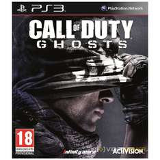 Call of Duty Ghost sur PS3 et Xbox 360 + T-Shirt