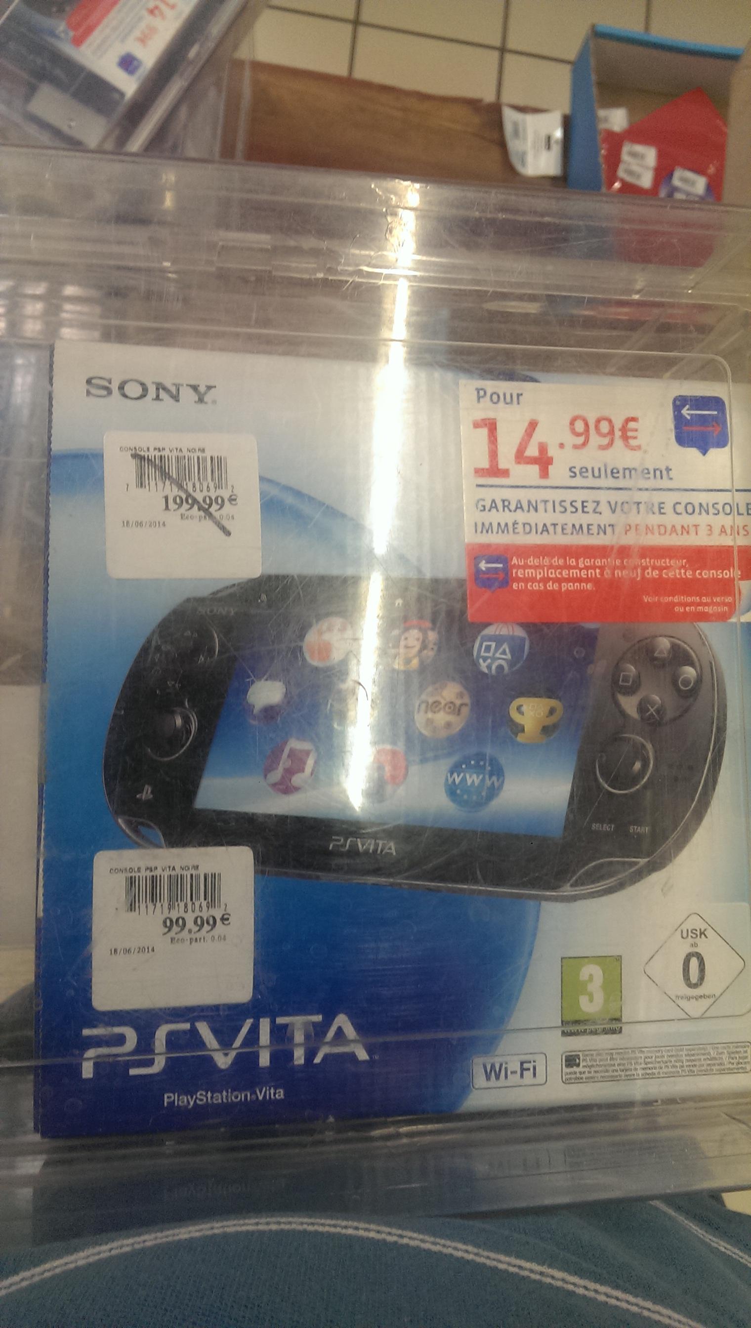 Console PS Vita Nue
