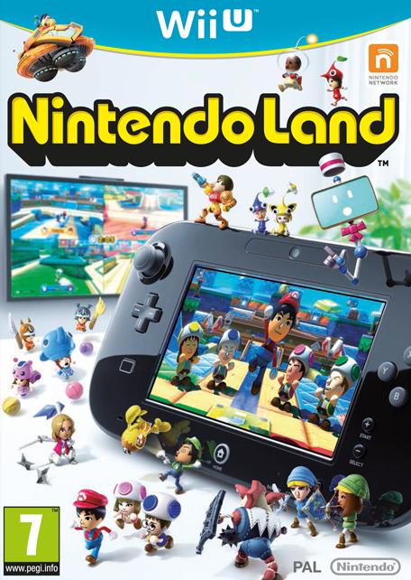 Jeu  Nintendo Land sur Wii U