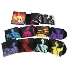 Jimi Hendrix - Winterland Coffret 8 LP (33 tours)