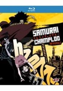 Samurai Champloo - Intégrale Blu Ray